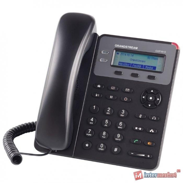 VoIP-телефон Grandstream GXP1610 (no PoE)