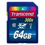 Карта памяти Transcend TS64GSDU1