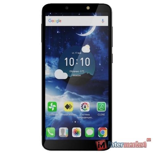 Смартфон Haier I8 32GB Black