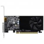 Видеокарта Gigabyte GeForce GT1030 Low profile 2Gb DDR4 64bit DVI HDMI GV-N1030D4-2GL