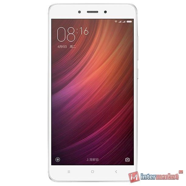 Смартфон Xiaomi Redmi Note 4 16Gb, Silver